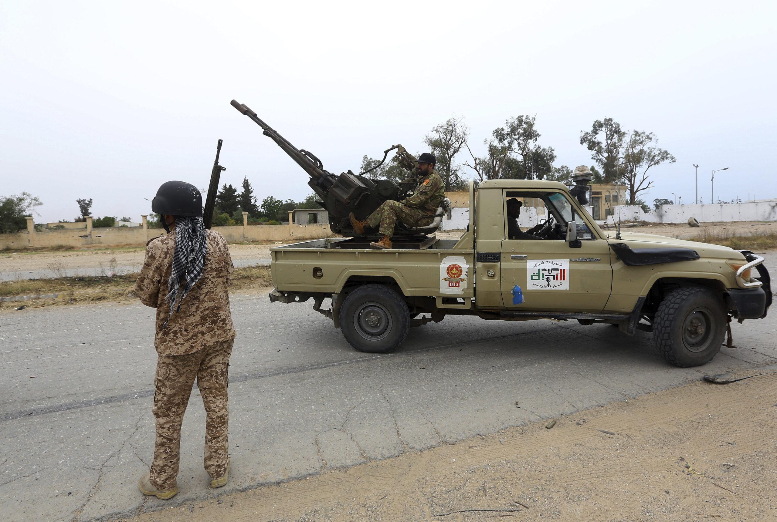 10 anni guerra in libia