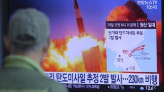 nucleare missili corea