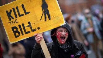 proteste europa anti covid