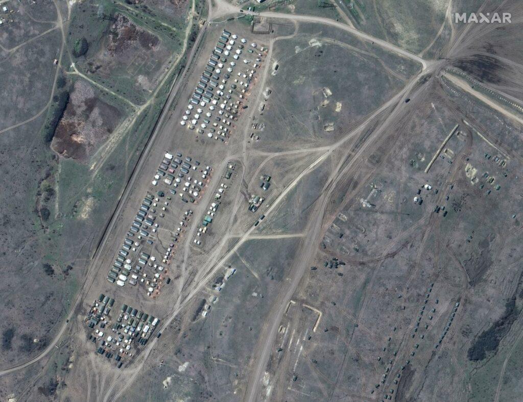 Base russa in Crimea (La Presse)