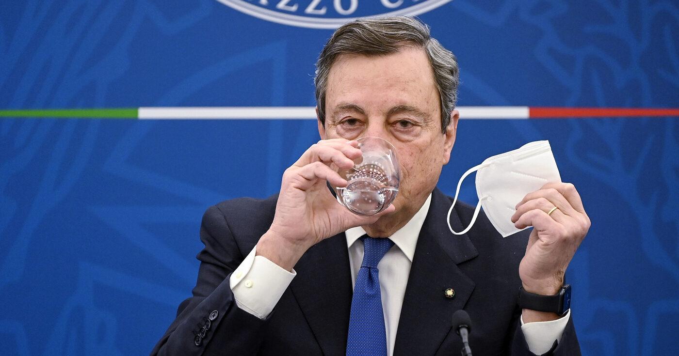 Draghi all'assalto di Erdogan |  cosa c'è dietro l'affondo del premier