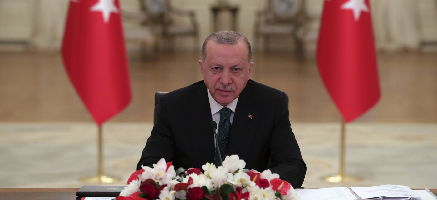 Recep Tayyip Erdogan (La Presse)