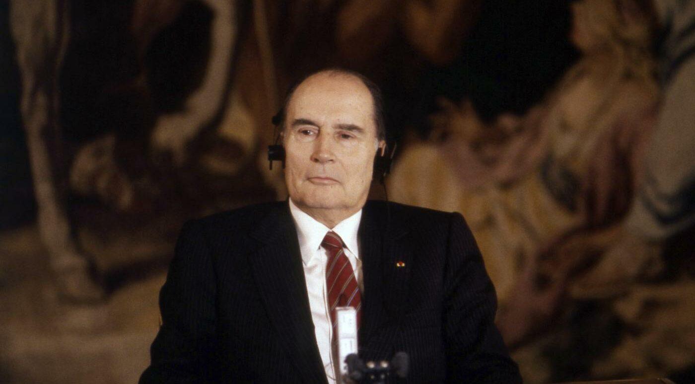 François Mitterrand (La Presse)