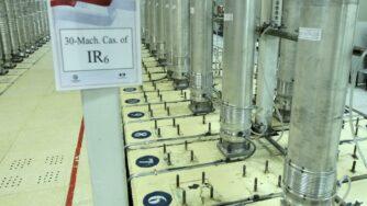 Iran, centrale nucleare Natanz (la Presse)