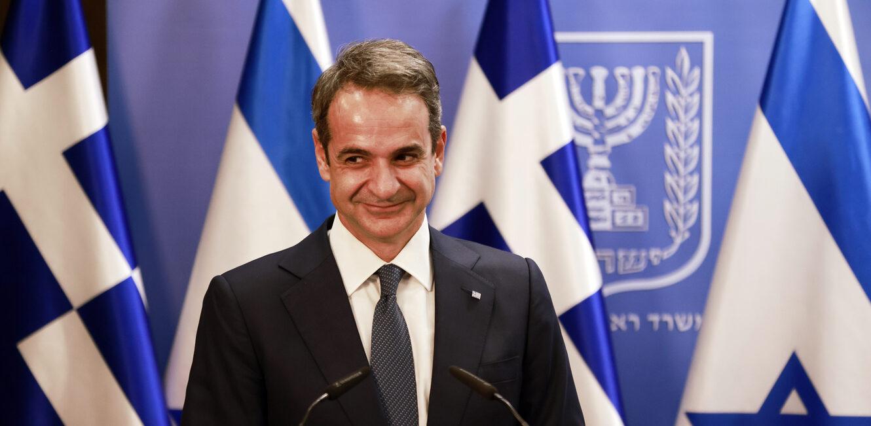 Kyriakos Mitsotakis (la Presse)