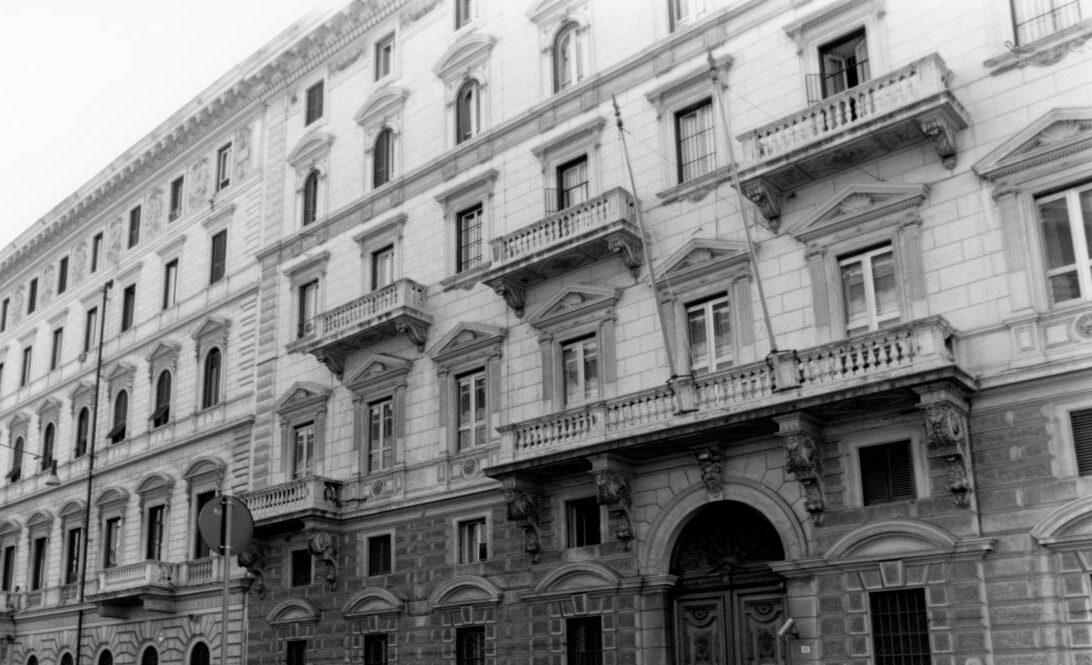 Palazzo Difesa (La Presse)