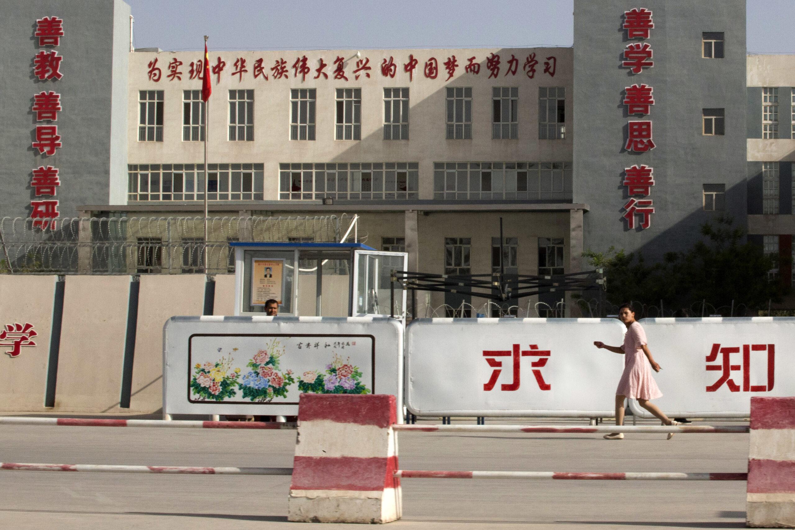 Xinjiang diritti umani