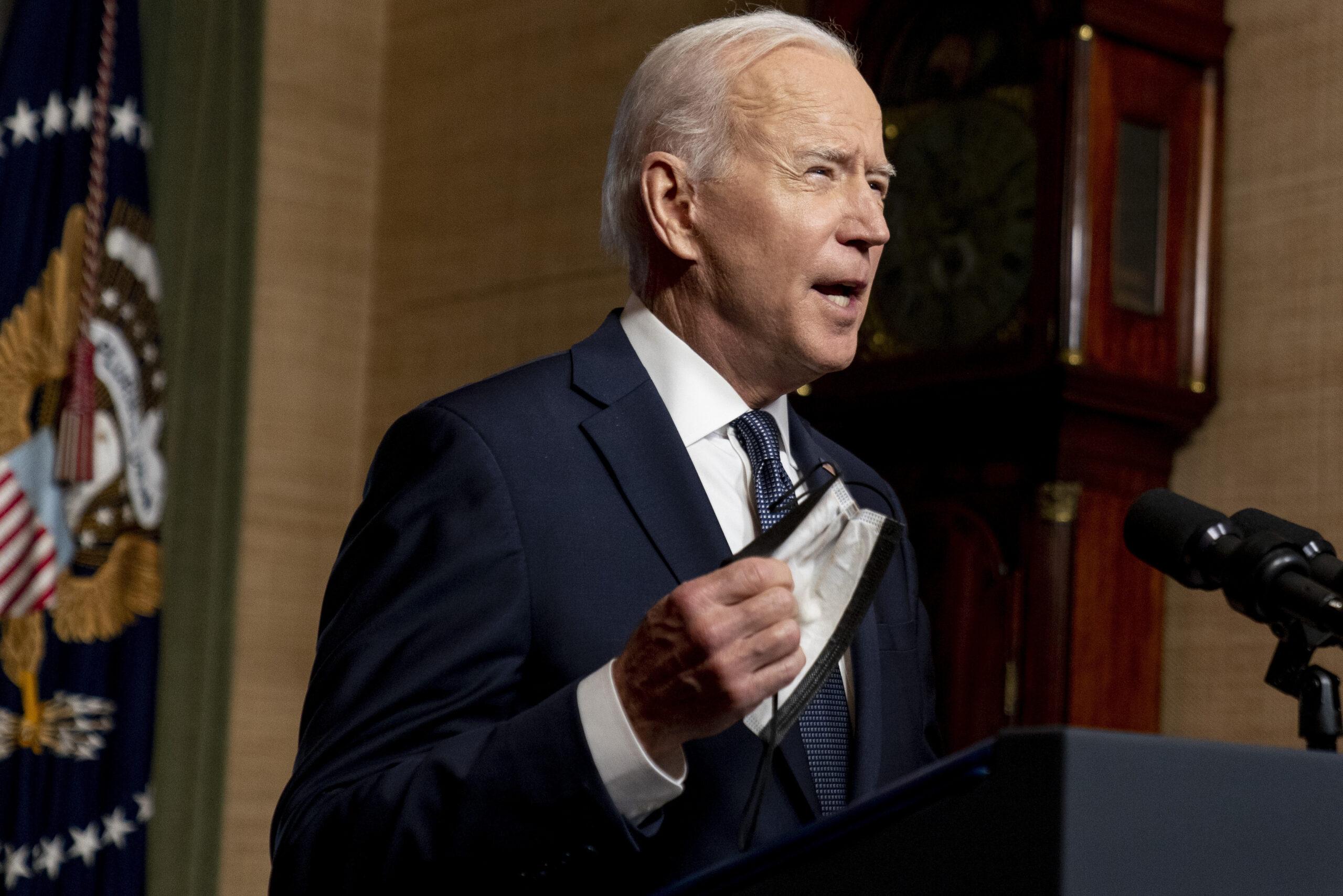 Joe Biden sondaggi