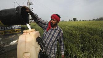 crisi idrica india