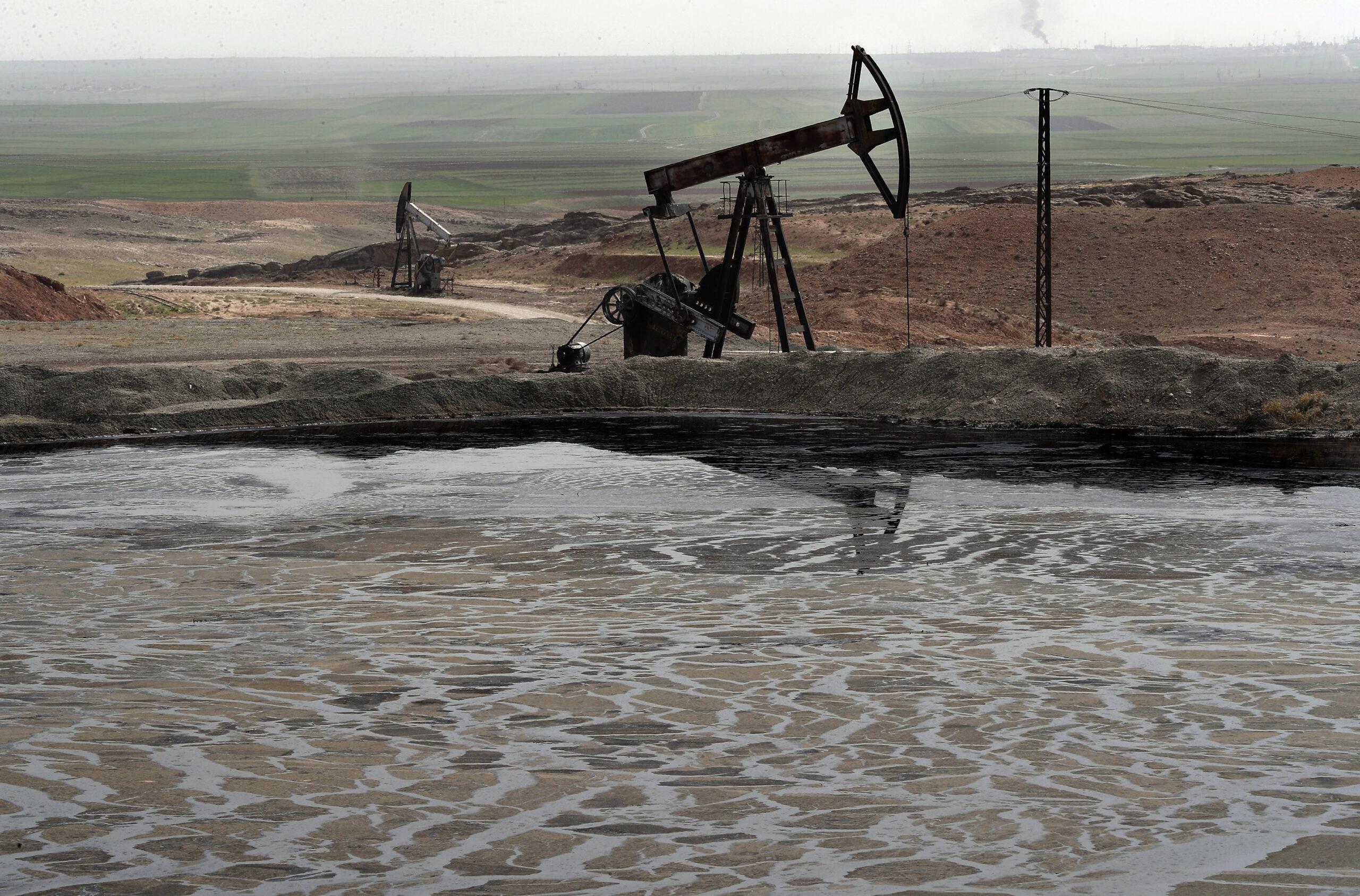 danni ambientali siria