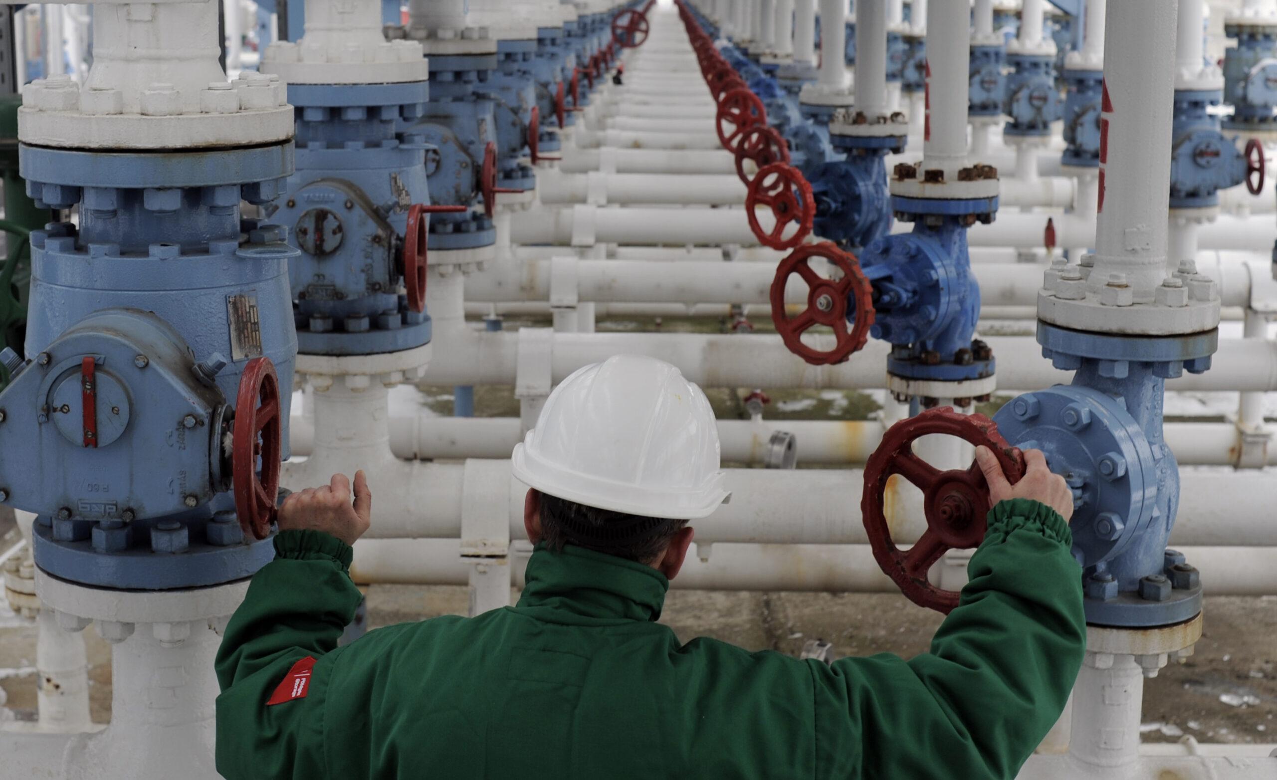 gas europa