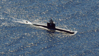 Indonesia sottomarino