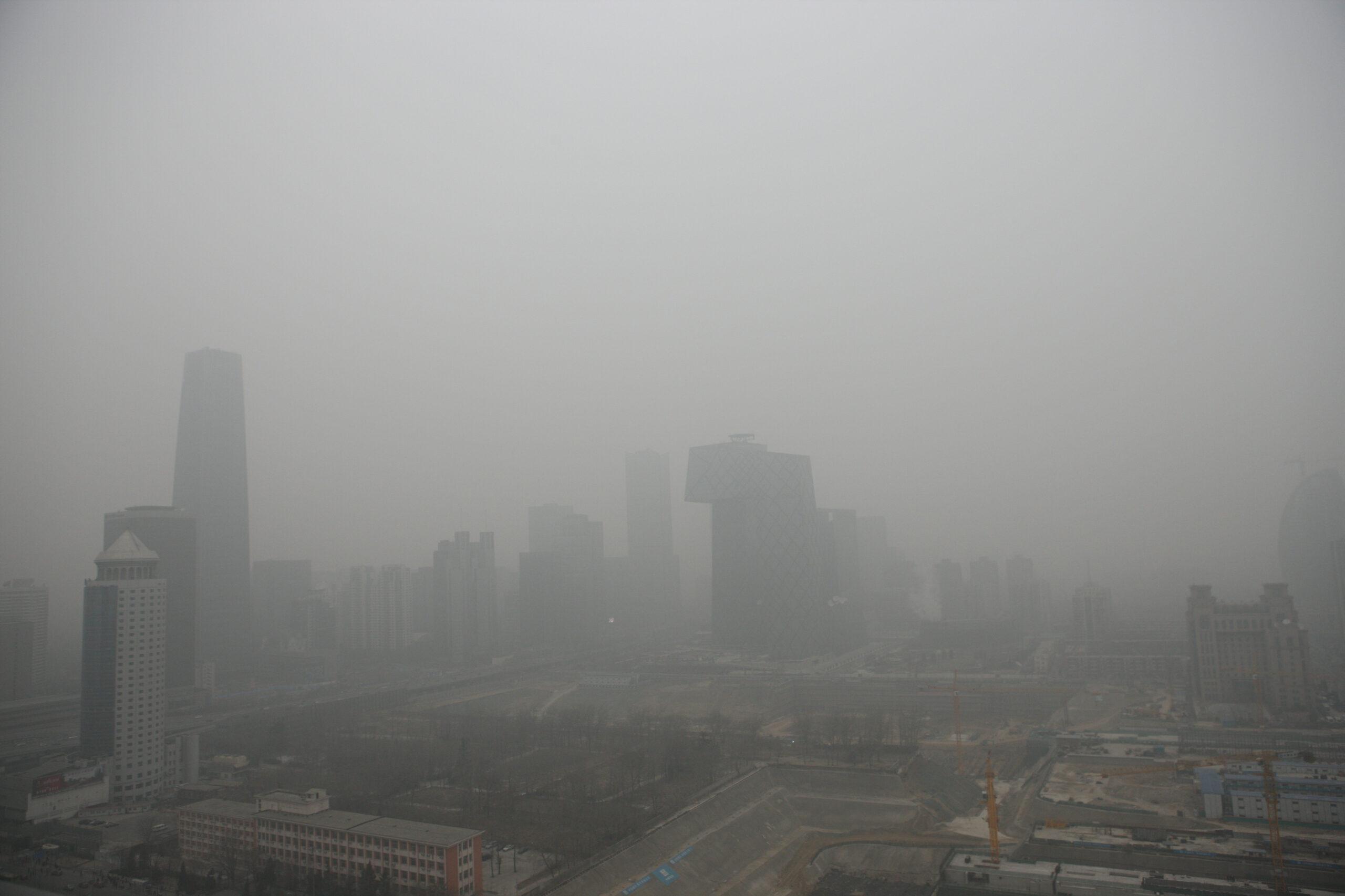 inquinamneto asia