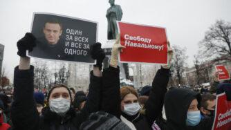 Navalny condizioni usa