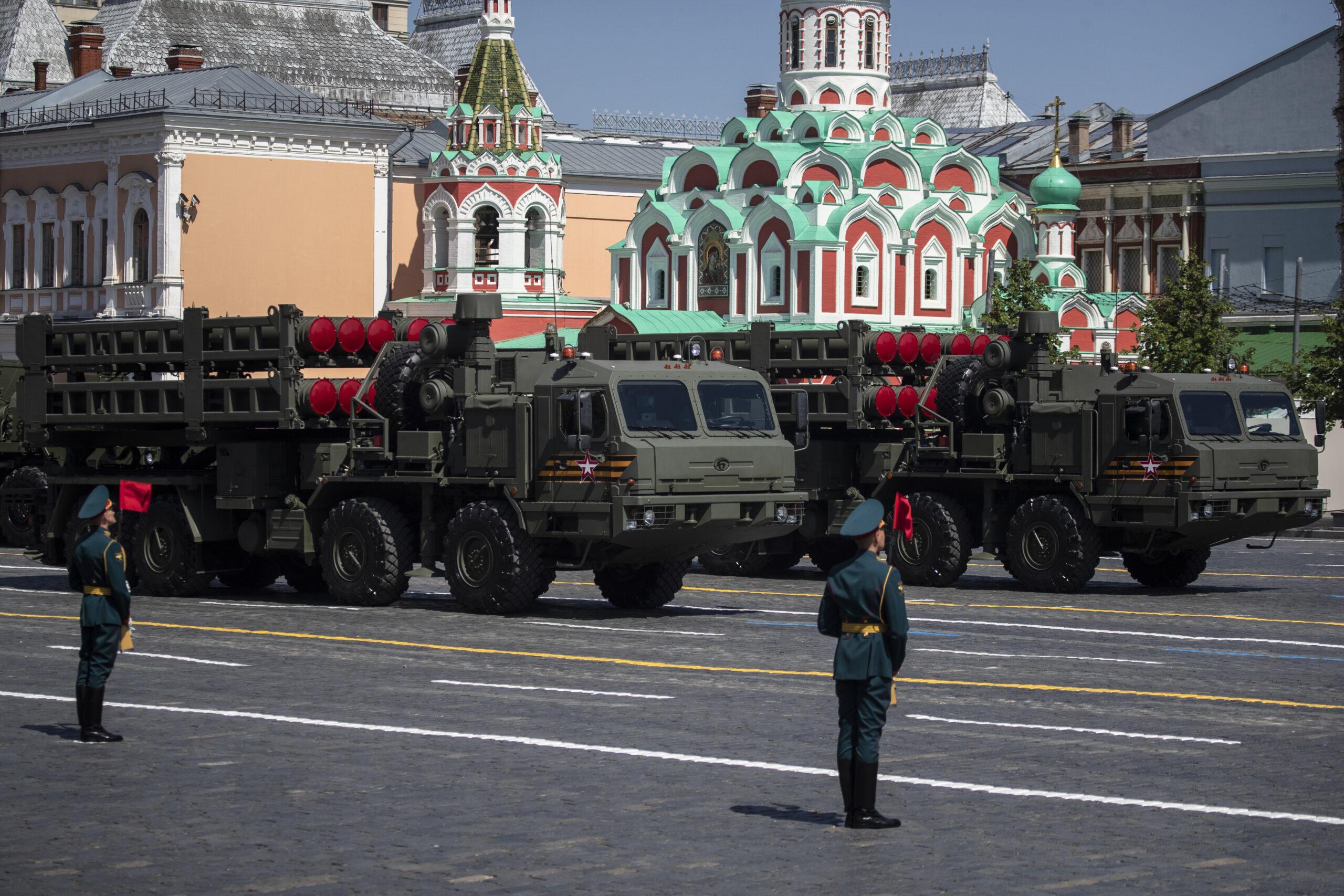 russia armi nato