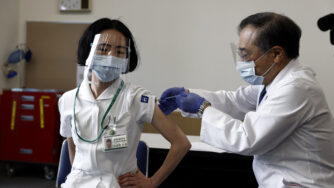 vaccini giappone