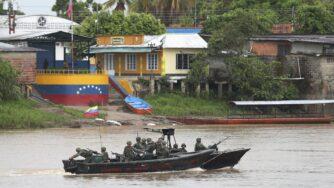 venezuela guerra colombia