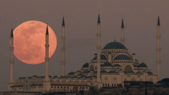 La moschea di Camlica