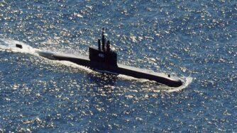 Sottomarino indonesiano scomparso (LaPresse)