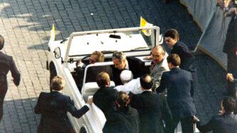 Attentato a Giovanni Paolo II (LaPresse)