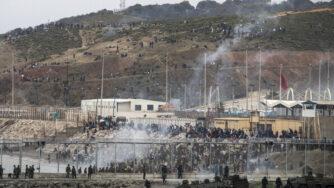 ceuta migranti Spagna Marocco