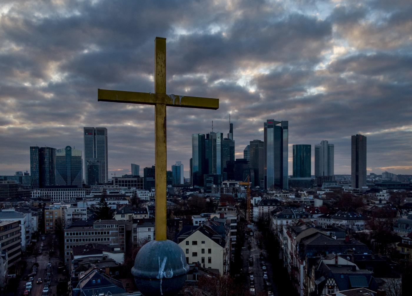 Chiesa Germania (La Presse)