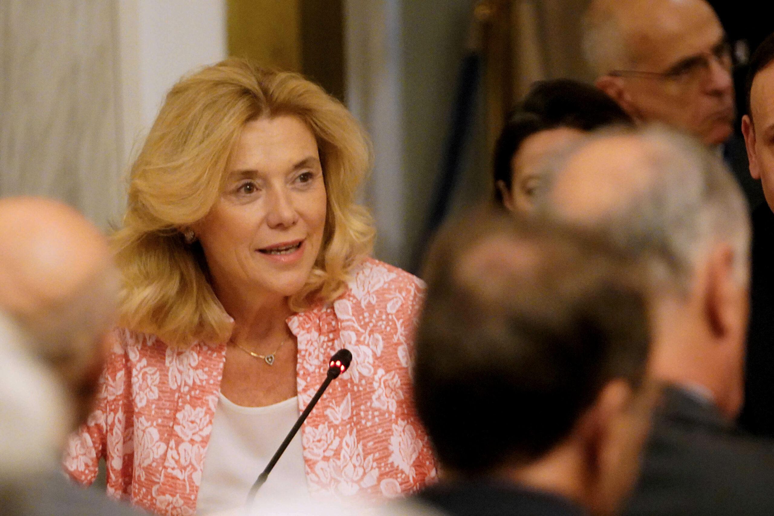 """La fine dei """"giochi di spie"""": con Belloni Draghi chiude l'era Conte"""
