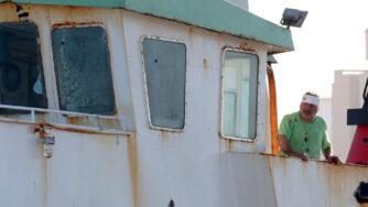 Nave Aliseo peschereccio (La Presse)