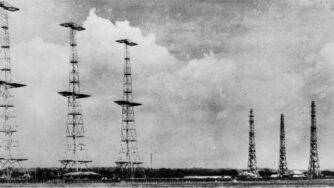 Radio antenne guerra (La Presse)
