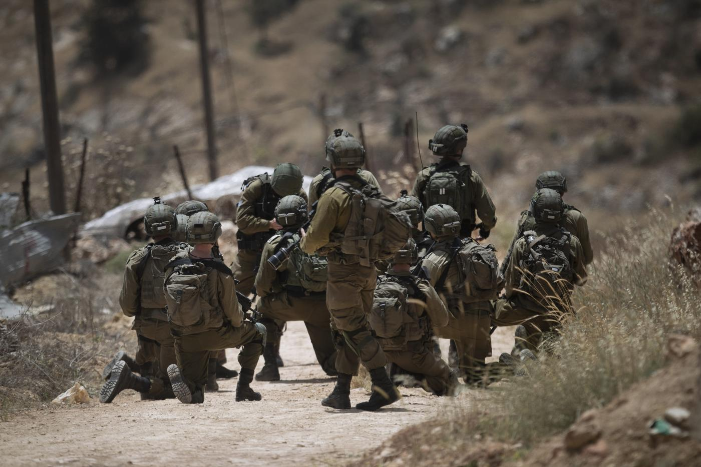 Soldati Israele (La Presse)