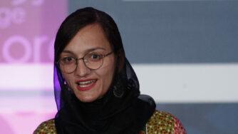 Zarifa Ghafari (LaPresse)