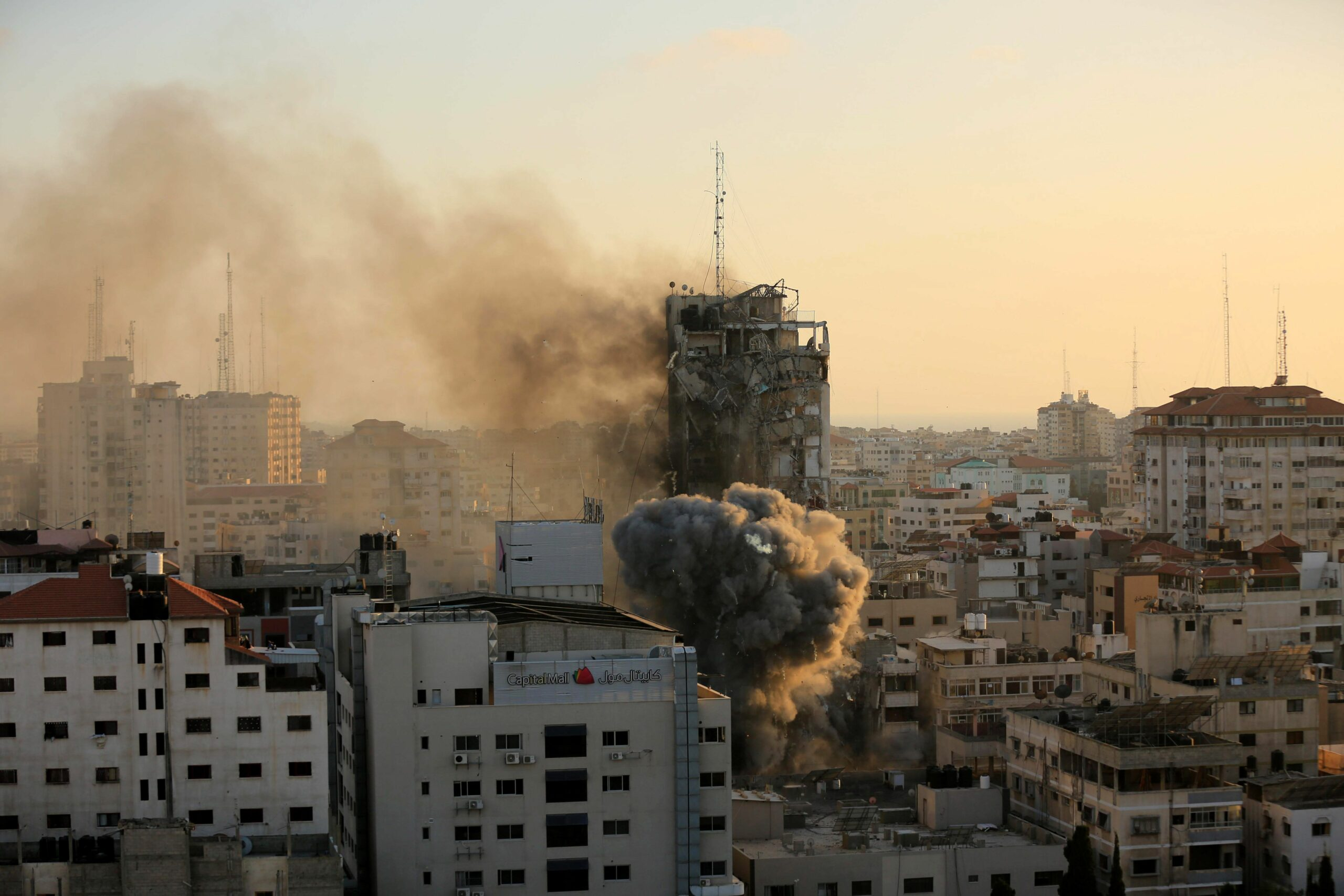 israele gaza guerra