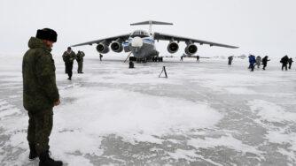 bombardieri missili ipersonici russia