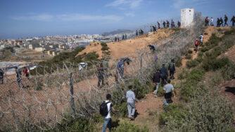 ceuta spagna migranti