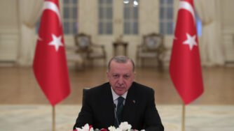 erdogan scrontri gerusalemme