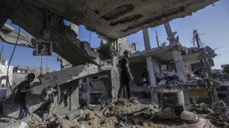 cessate il fuoco hamas gaza