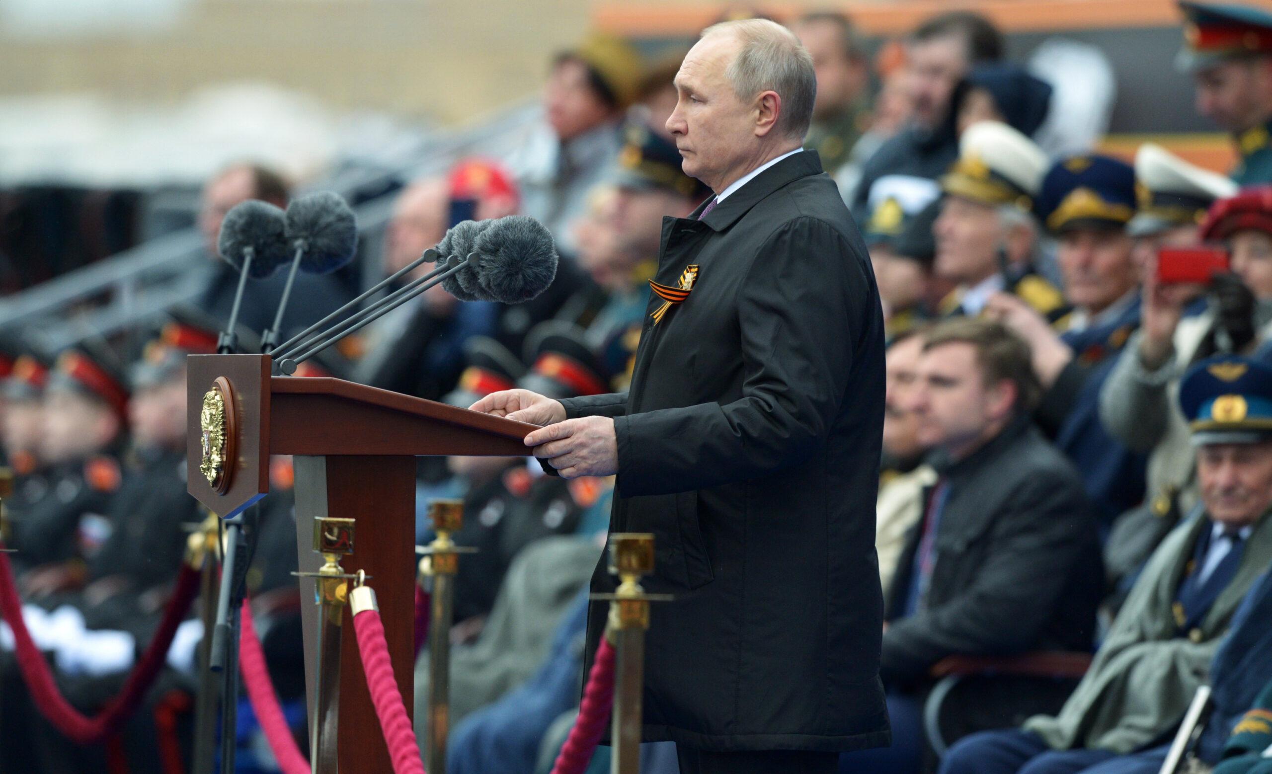 putin parata militare russia