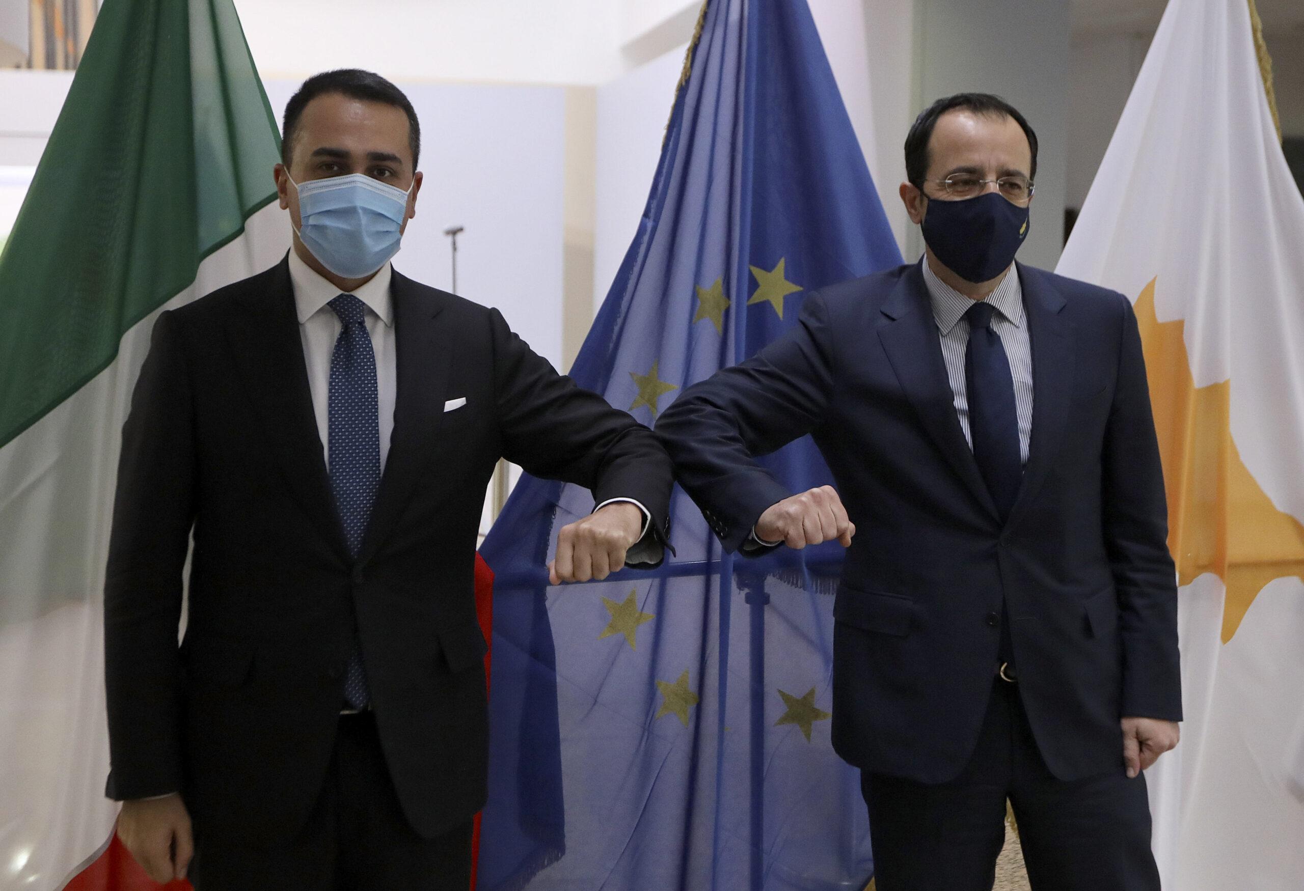 Grecia e Cipro, due partner per l'agenda mediterranea italiana