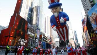 New York, 85esima parata per il giorno del Ringraziamento