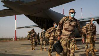 Militari francesi in Mali, operazione Barkhane (La Presse)
