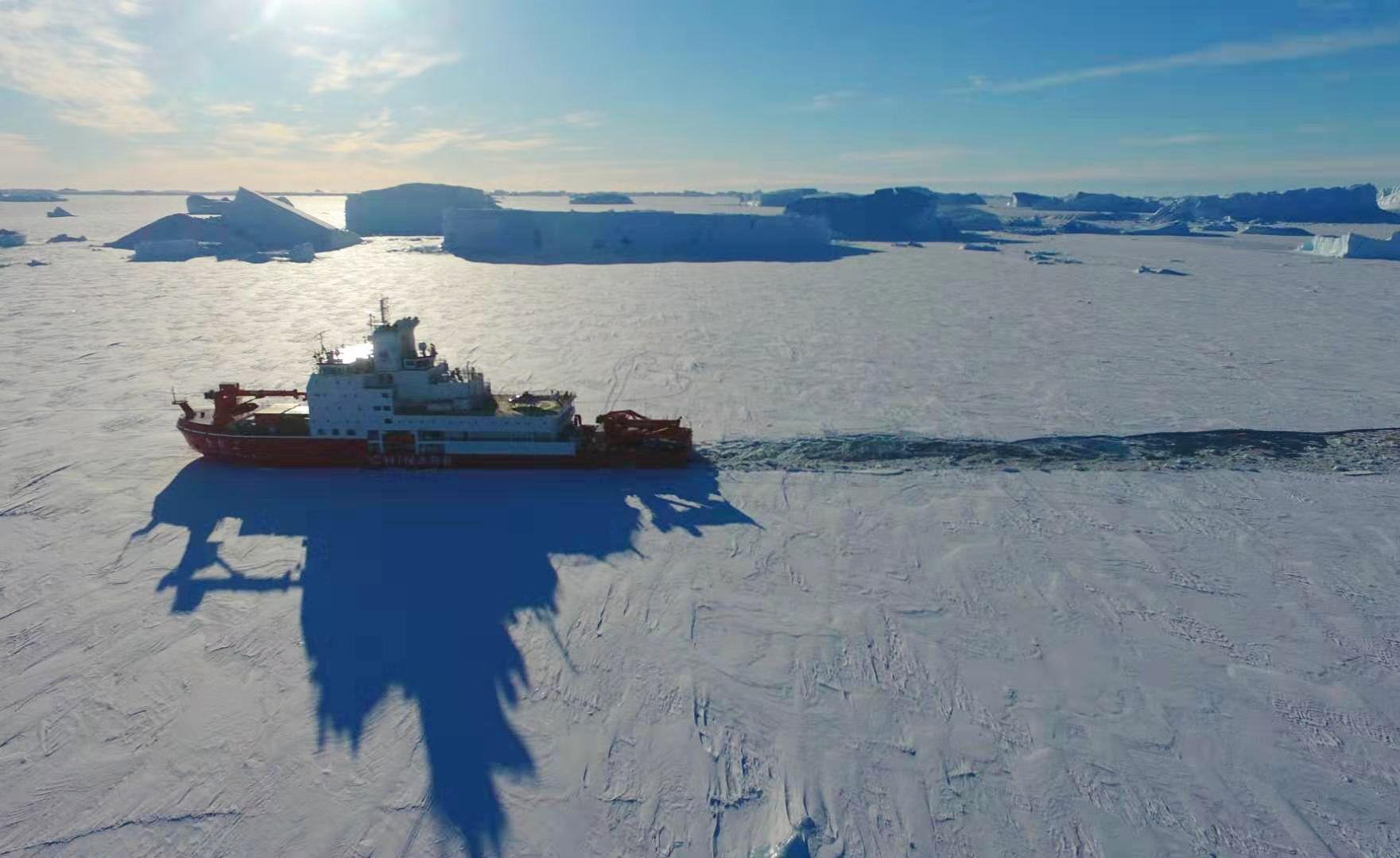 Ecco perché l'Antartide fa gola alla Cina