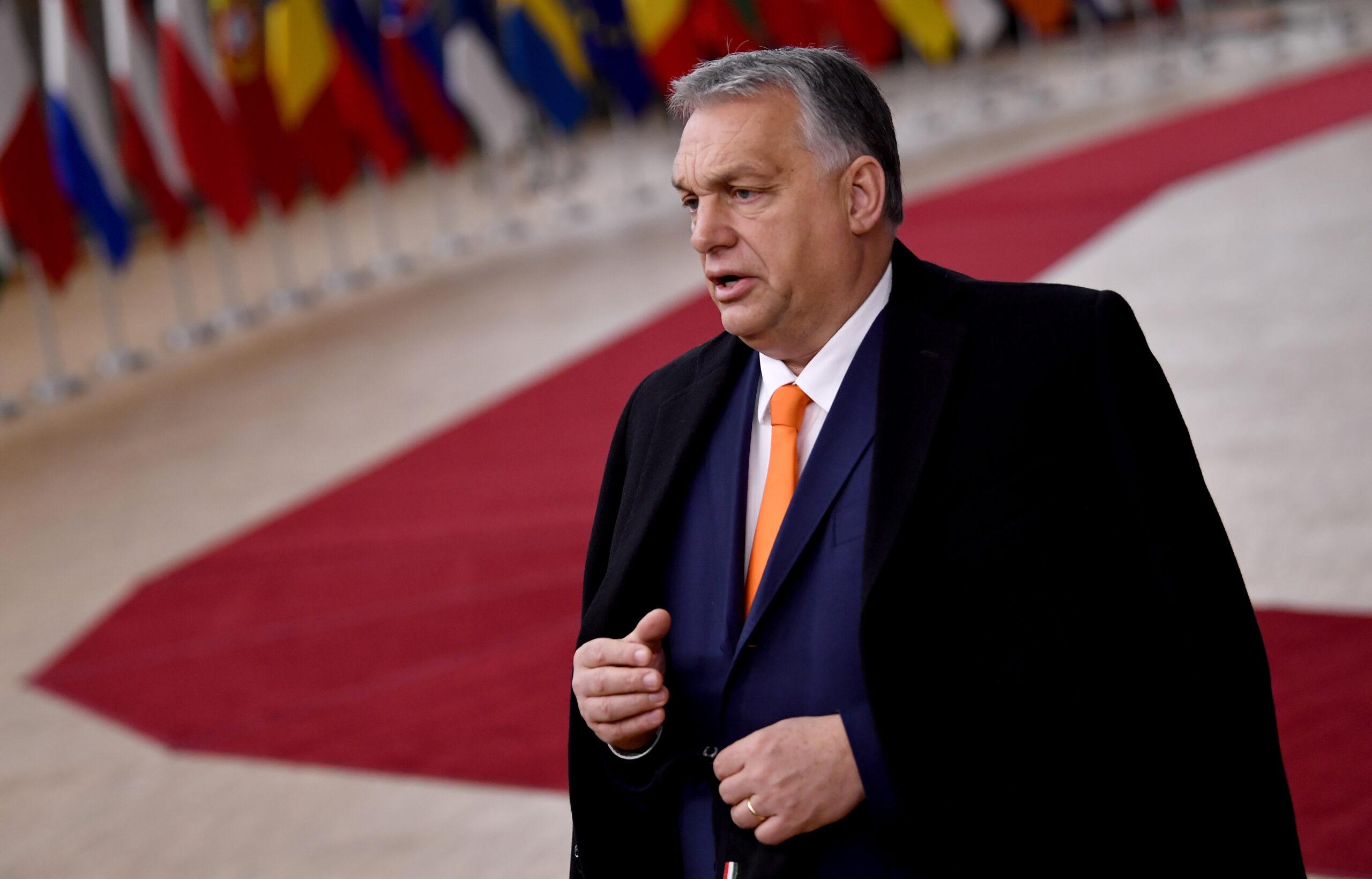 """Il piano dell'Ue per """"punire"""" l'Ungheria sulla questione lgbt"""
