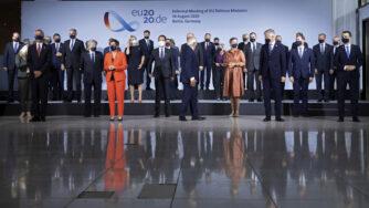 Ministri della difesa dell'UE