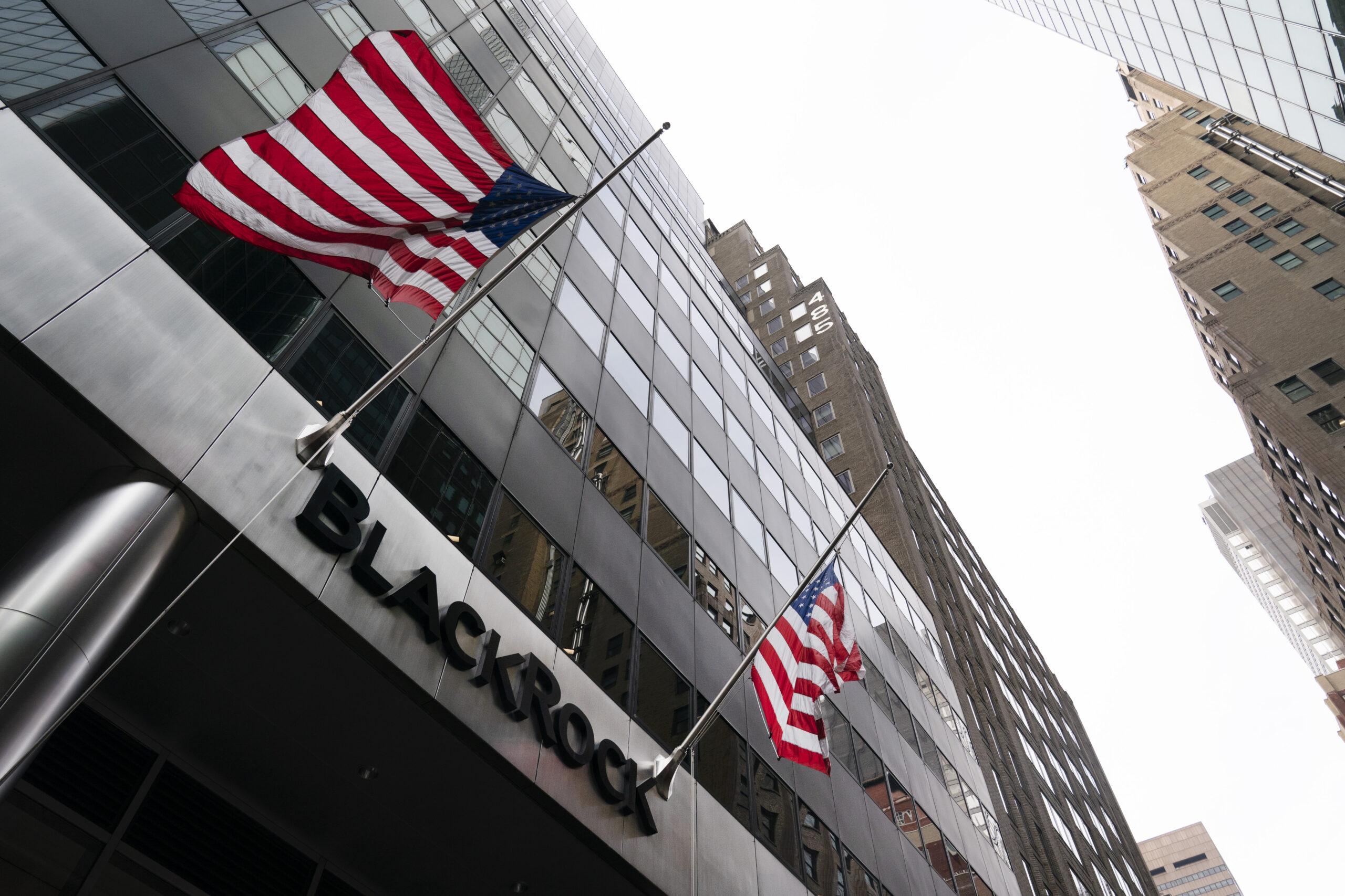 Sede BlackRock a New York City