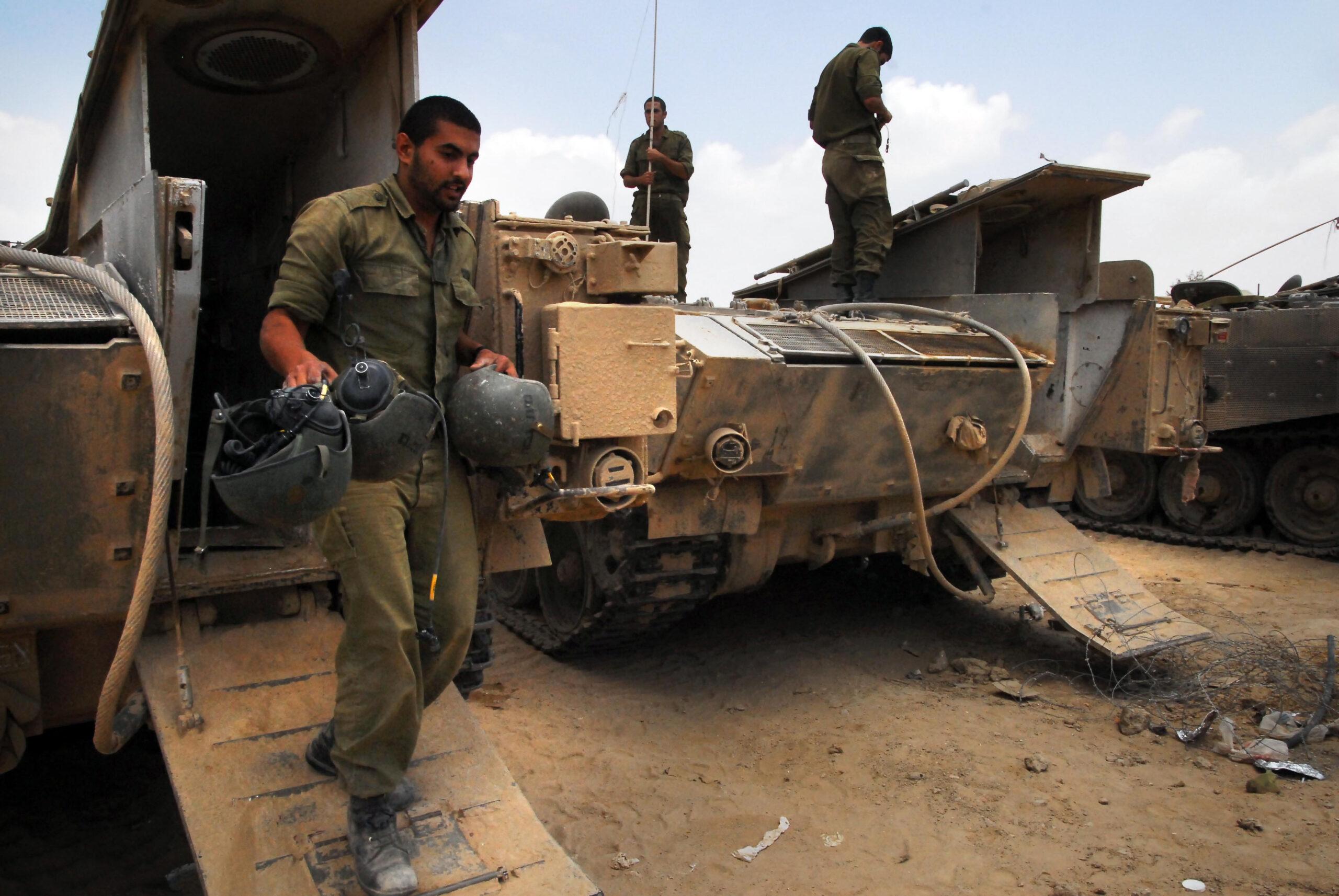 soldati sraeliani
