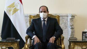 Egitto, Abdel Fattah al Sisi (La Presse)