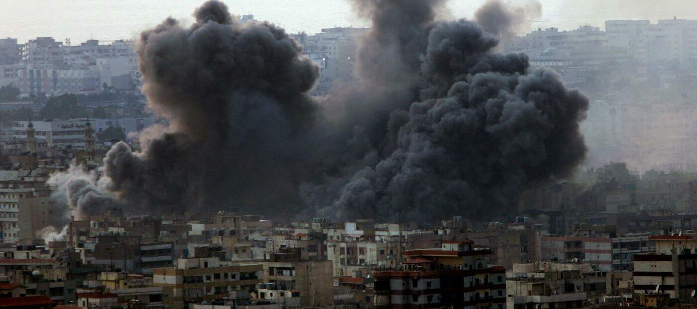 Israele - Libano, guerra Hezbollah (La Presse)