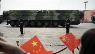 Missile Cina (La Presse)