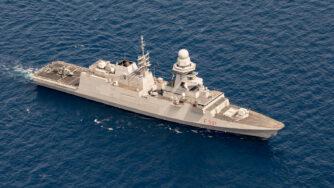 Nave Virginio Fasan (Ufficio Stampa Marina Militare Italiana)