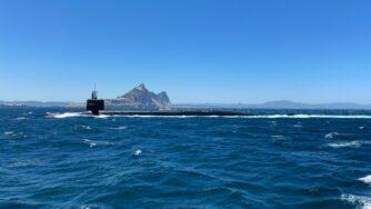 Sottomarino Uss Alaska (Us Navy)